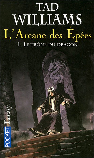 Le Trône du Dragon de Tad Williams