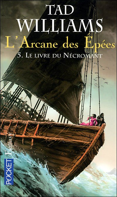 Le Livre du Nécromant de Tad Williams
